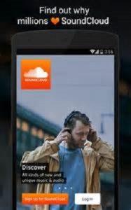 SoundCloud2 تحميل ساوند كلاود للاندرويد SoundCloud Apk for Android