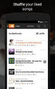 SoundCloud3 تحميل ساوند كلاود للاندرويد SoundCloud Apk for Android