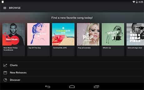 تحميل تطبيق سبوتيفاي Spotify Music Apk 8.5.55.1105
