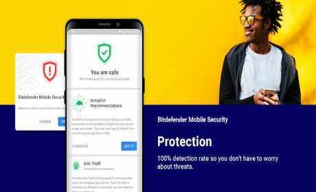 تنزيل تطبيق Bitdefender Mobile Security &Amp; Amp; Antivirus 3.3.091.1340 Apk