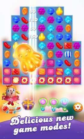 تنزيل لعبة كاندي كراش Candy Crush Friends Saga 1.36.5 Apk