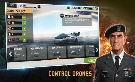 تنزيل لعبة Drone Shadow Strike 3 1.15.140 للاندرويد