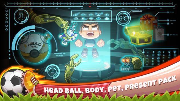 screen 1 1 تنزيل لعبة Head Soccer 6.7.1 للاندرويد