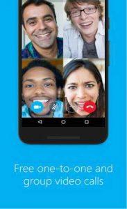تطبيق Skype 8.59.76.73 Apk للاندرويد