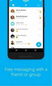 skype free im amp video calls 2.png تحميل تطبيق Skype 8.59.76.73 Apk للاندرويد