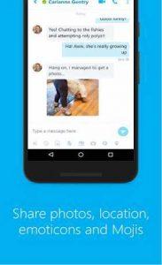 skype free im amp video calls 3.png تحميل تطبيق Skype 8.59.76.73 Apk للاندرويد