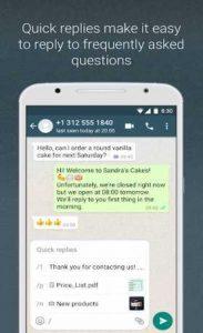 تنزيل واتساب للاعمال Whatsapp Business 2.20.47 Apk