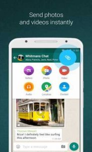 whatsapp messenger 2.png واتساب احدث اصدار كامل WhatsApp Messenger 2.20.116 Apk