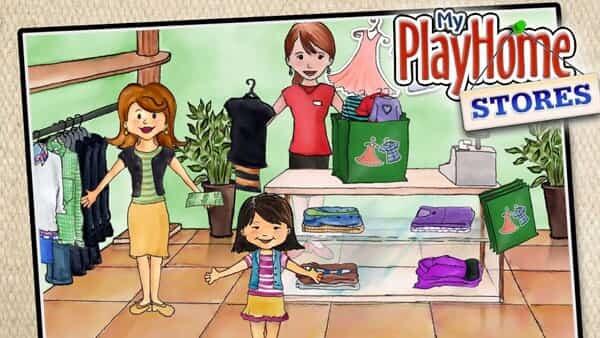 تحميل لعبة ماي بلاي هوم البيت My Playhome House