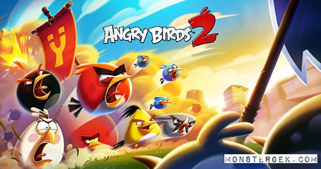 تحميل لعبة 2 Angry Birds