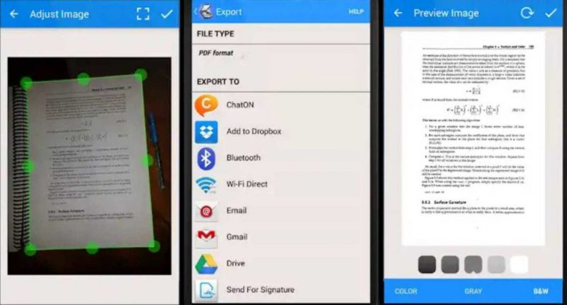 تطبيق Scanner App