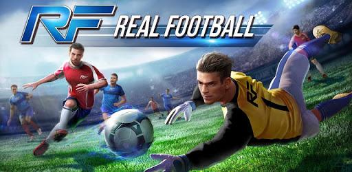 تحميل لعبة Real Football