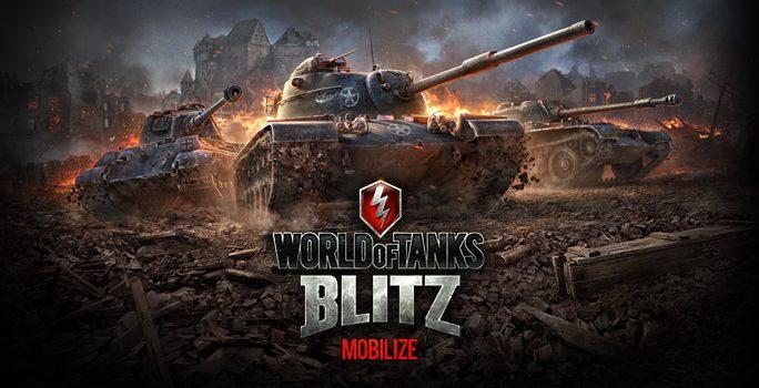 تحميل لعبة World Of Tanks Blitz