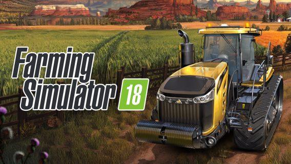 تحميل Farming Simulator 18