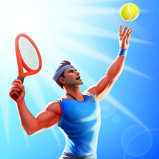 لعبة Tennis Clash