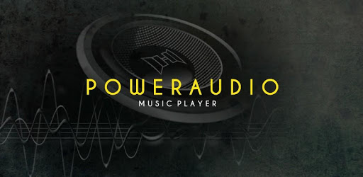 تطبيق PowerAudio Plus Music Player