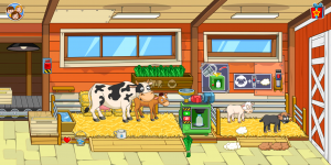 لعبة ماي تاون المزرعة