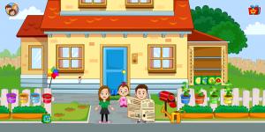 تحميل لعبة ماي تاون منزل الأسرة My Town للاندرويد و للايفون
