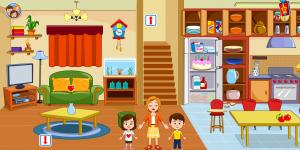 لعبة ماي تاون منزل الأسرة6 تحميل لعبة ماي تاون منزل الأسرة My town للاندرويد و للايفون