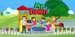 ماي تاون منزل الأسرة تحميل لعبة ماي تاون منزل الأسرة My town للاندرويد و للايفون