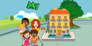 تحميل ماي تاون منزل الأصدقاء My Town اللعبة الأكثر تحميلًا على هواتف الأندرويد وهواتف الأيفون