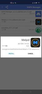 برنامج Melpot تحميل و تنزيل للتواصل مع الأصدقاء بسهولة على هواتف الأندرويد