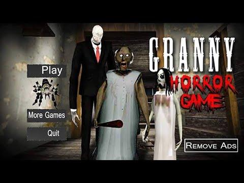 تحميل لعبة الجدة الشريرة Granny للكمبيوتر