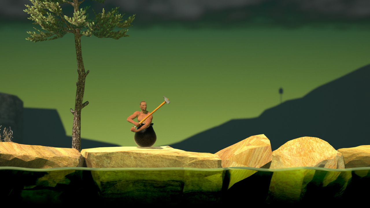 getting over it تحميل لعبة getting over it للاندرويد مجانا