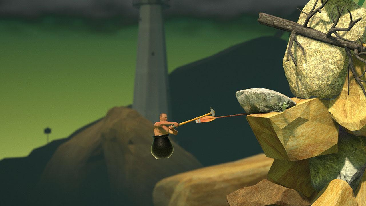 getting over it2 تحميل لعبة getting over it للاندرويد مجانا