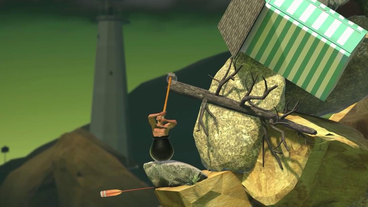 getting over it4 تحميل لعبة getting over it للاندرويد مجانا