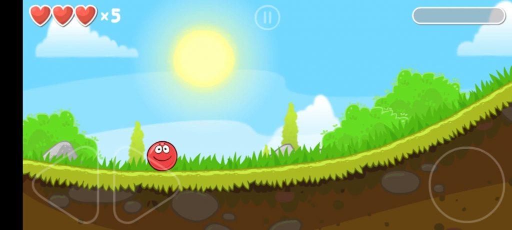 الكرة الحمراء للاندرويد 2021 تحميل لعبة الكرة الحمراء للاندرويد 2021