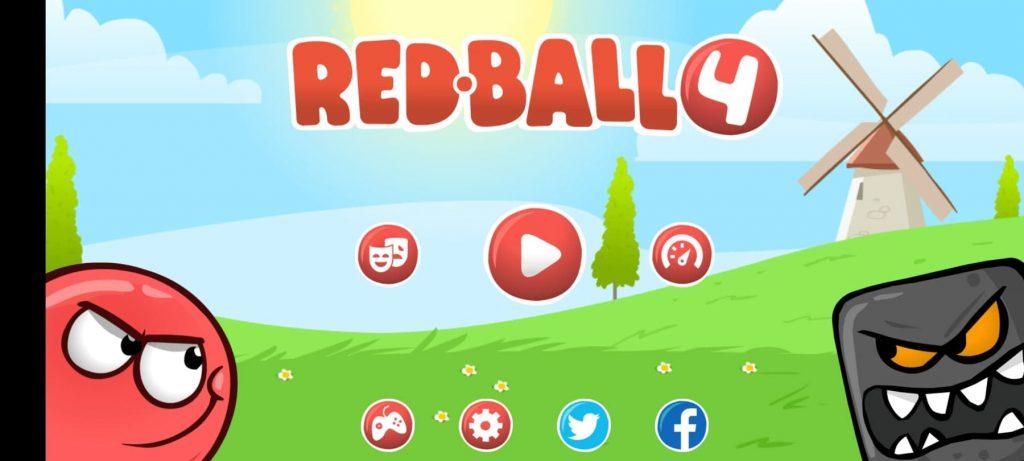 الكرة الحمراء تحميل لعبة الكرة الحمراء للاندرويد 2021