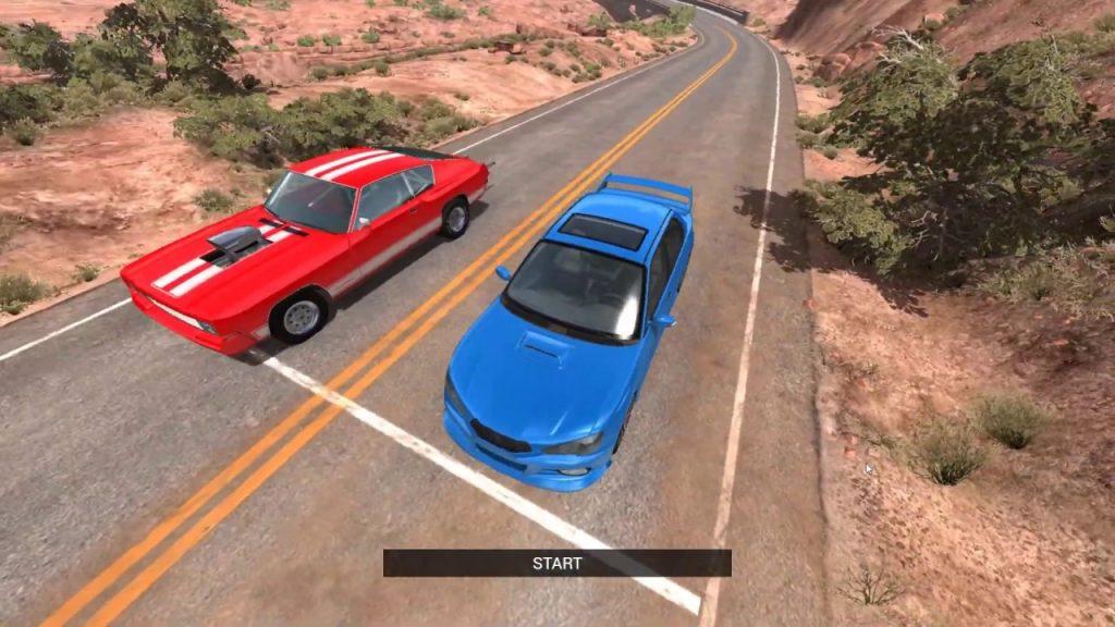 تحميل لعبة محاكي حوداث السيارات Beamng Drive 2021 للكمبيوتر