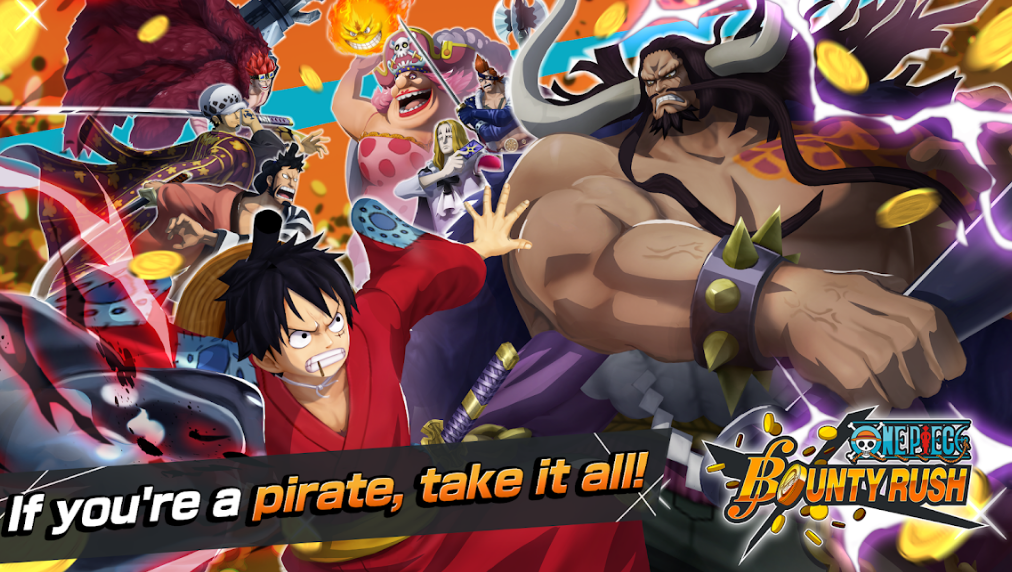 تحميل لعبة One Piece Fighting Path